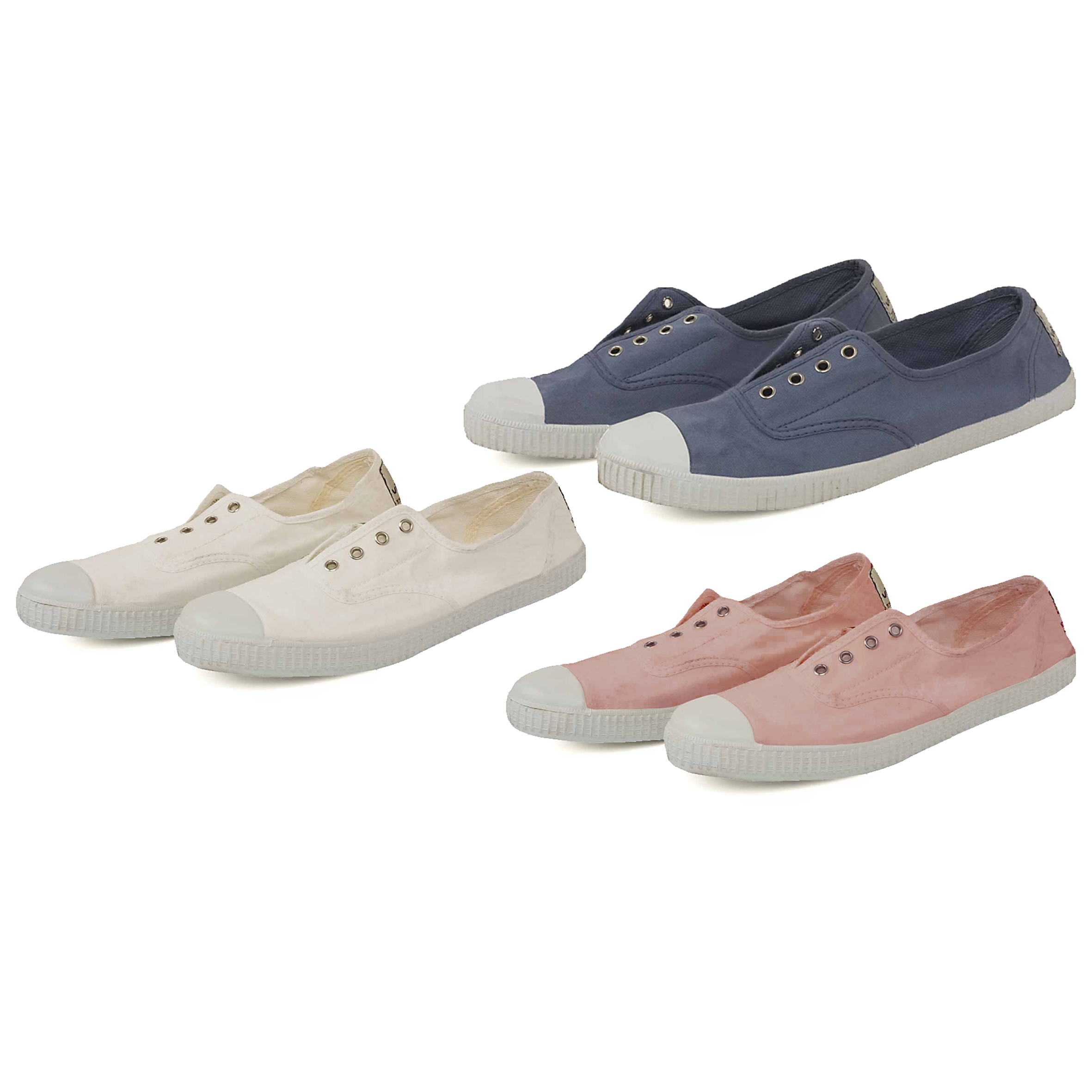 Plimsoll or slipper